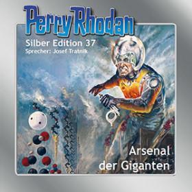Perry Rhodan Silber Edition Nr. 37 Arsenal der Giganten