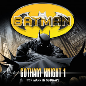 Batman - Gotham Knight Folge 1: Der Mann in schwarz