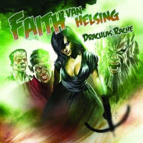 Faith - The Van Helsing Chronicles 40 Draculas Rache
