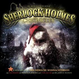 Sherlock Holmes Chronicles X-MAS Special 01: Der diebische Weihnachtsmann