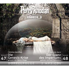 Perry Rhodan Neo MP3 Doppel-CD Folgen 47+48