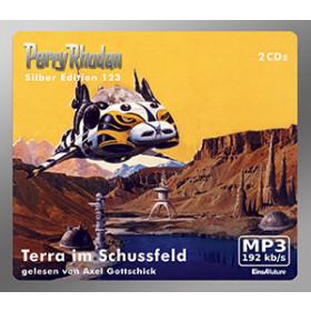 Perry Rhodan Silber Edition 123 Terra im Schussfeld