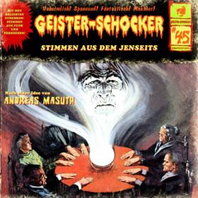 Geister-Schocker 45 Stimmen aus dem Jenseits