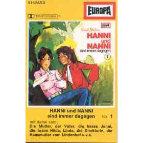 MC EUROPA Hanni + Nanni ALT 01 sind immer dagegen