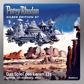 Perry Rhodan Silber Edition 87 Das Spiel des Laren
