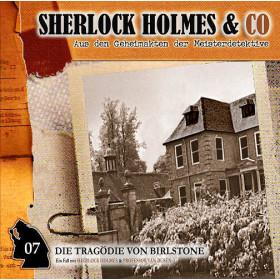 Sherlock Holmes und Co. 07 - Die Tragödie Von Birlstone