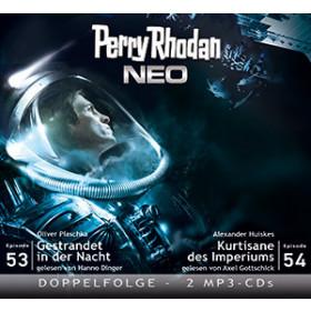 Perry Rhodan Neo MP3 Doppel-CD Folgen 53+54