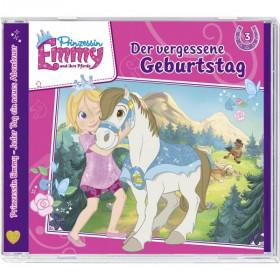 Prinzessin Emmy und ihre Pferde 03: Der vergessene Geburtstag