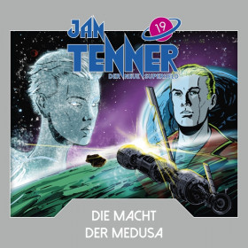 Jan Tenner - Folge 19: Die Macht der Medusa
