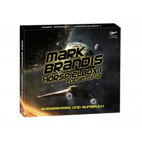Mark Brandis - Hörspielbox 1 Bürgerkrieg Und Aufbruch