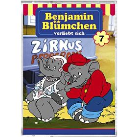 Benjamin Blümchen Folge 007 verliebt sich