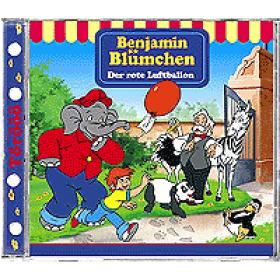 Benjamin Blümchen Folge 89 Der rote Luftballon