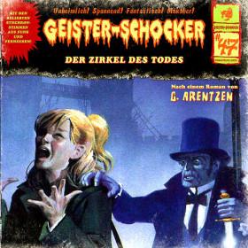 Geister-Schocker 47 Der Zirkel des Todes