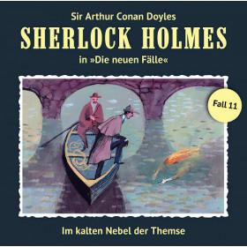 Sherlock Holmes: Die neuen Fälle 11: Im Kalten Nebel Der Themse
