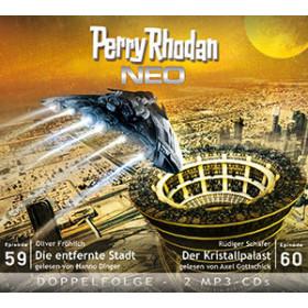 Perry Rhodan Neo MP3 Doppel-CD Folgen 59+60