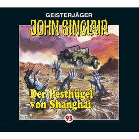John Sinclair Folge 93 Der Pesthügel von Shanghai