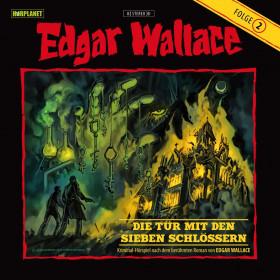 Edgar Wallace 02 Die Tür mit den sieben Schlössern (Hörplanet)