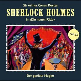 Sherlock Holmes: Die neuen Fälle 13: Der geniale Magier