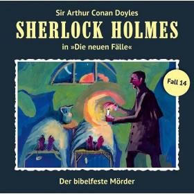 Sherlock Holmes: Die neuen Fälle 14: Der bibelfeste Mörder