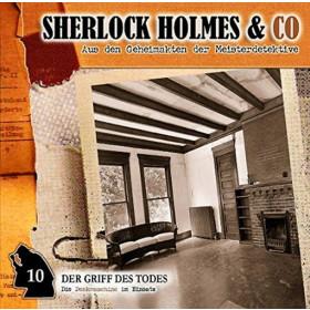 Sherlock Holmes und Co. 10 - Der Griff des Todes