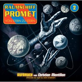 Raumschiff Promet - Folge 2 - Aufbruch. Episode 2: Auf zu den Sternen