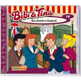 Bibi und Tina - 78 - Das Gestüt in England
