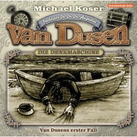 Professor van Dusen 11 Van Dusens erster Fall