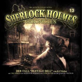 Sherlock Holmes Chronicles 13: Der Fall Buffalo Bill