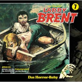 Larry Brent - Folge 07: Das Horror-Baby