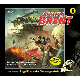 Larry Brent - Folge 08: Angriff aus der Vergangenheit