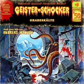 Geister-Schocker 50 Grabeskälte