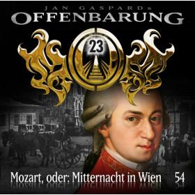 Offenbarung 23 Folge 54 Mozart, oder: Mitternacht in Wien