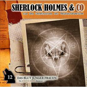 Sherlock Holmes und Co. 12 - Das Blut junger Frauen