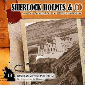 Sherlock Holmes und Co. 13 - Das flammende Phantom