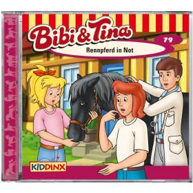 Bibi und Tina - 79 - Rennpferd in Not