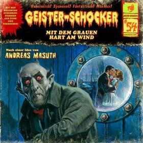 Geister-Schocker 54 Mit dem Grauen Hart am Wind