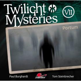 Twilight Mysteries - Folge 7: Portum