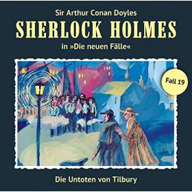 Sherlock Holmes: Die neuen Fälle 19: Die Untoten Von Tilbury