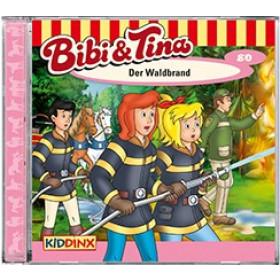 Bibi und Tina - 80 - Der Waldbrand