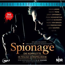 Pidax Hörspiel Klassiker - Spionage