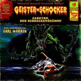 Geister-Schocker 57 Cargyro, der Schreckensdämon