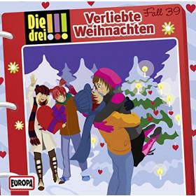 Die drei Ausrufezeichen 039 Verliebte Weihnachten