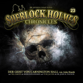 Sherlock Holmes Chronicles 23 Der Geist von Carnington Hall