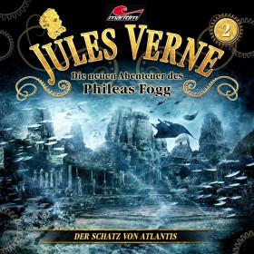 Jules Verne - Folge 02: Der Schatz von Atlantis