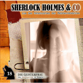 Sherlock Holmes und Co. 18 - Die Geisterfrau