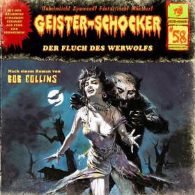 Geister-Schocker 58 Der Fluch des Werwolfs