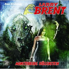 Larry Brent 19: Monsterburg Höllenstein