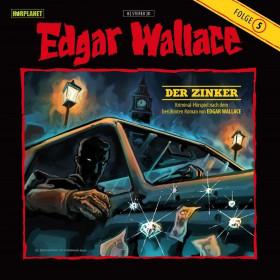 Edgar Wallace 05 Der Zinker (Hörplanet)
