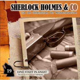 Sherlock Holmes und Co. 19 - Eine Stadt in Angst