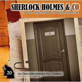 Sherlock Holmes und Co. 20 - Die Verschwundenen aus Zimmer 5